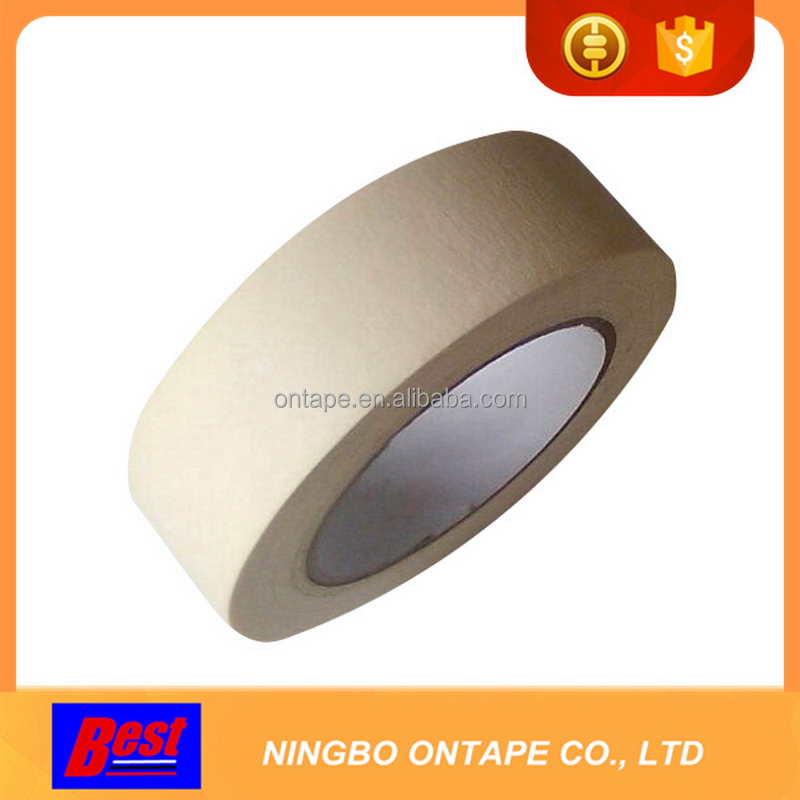 Factory top sell brown big roll masking tape