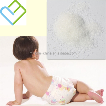 Fast absorbing rate polyacrylic acid SAP for baby diaper cloth nappy,nappy sacks