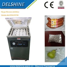 For Ham Sausage Small Vertical Type Vacuum Packaging Machine with CE in Zhejiang China