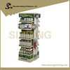 Aadvertsing Promotional Marketing Floor Display Rack