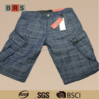 Casual Men Cheap Cotton Shorts 2014 With Multi-Pocksts