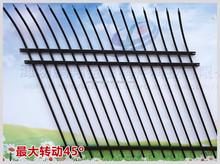 2017 New hot sale aluminum fences cheap fence wire mesh fence panel in alibaba