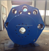 Hot selling aluminium extrusion container/extrusion tool container housing for extrusion press