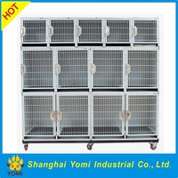 Different sizes animal cage for dog & cat