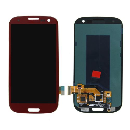 Touch Screen Digitizer+LCD Display For Samsung Galaxy S3 i9300 i747 t999