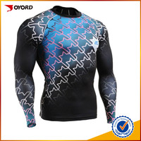 compression women mma rash guard,oem mma rashguard,custom sublimated printed mens rash guard
