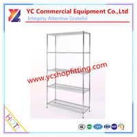 YC-W115 2016 Kitchen Sink Shelf/Stainless Steel Kitchen Storage Shelf/Living Home Wire Shelf