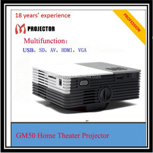 GM50 factory supply projector to retailer shopkeeper merchandiser price