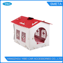 High quality Colorful plastic foldable pet dog kennel dog house