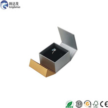 Newest and hottest products custom made luxury ring paper box for cardboard