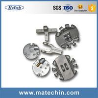 Ningbo High Precision Zinc Alloy Die Casting Base With ISO9001:2008