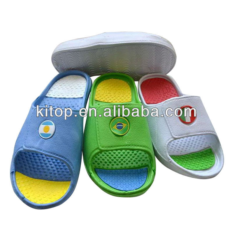 EVA kids boy woman man injection slippers shoes
