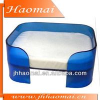 2012 Unique Design Comfortable Lucite Acrylic Pet Bed To Give Your Pet A Nice Home