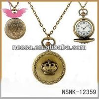 promotional handmade custom made pocket watches