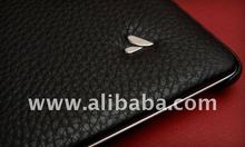 Vaja Black/Red Limited Edition Libretto Leather Case for tablet pc