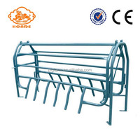 hot dipped galvanized farrowing pig pens design for sale USA