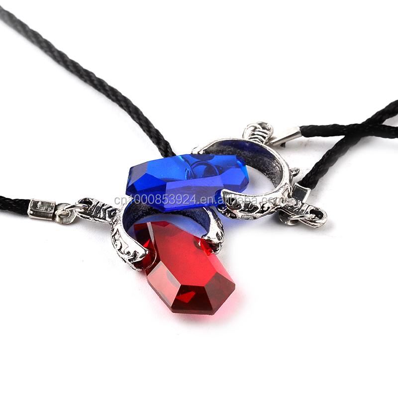 devil may cry cosplay dmc dante Resin necklace pendant