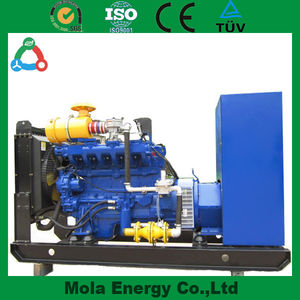 China Brand Hot Sale Soundproof Steam Engine Generator Sale