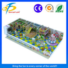 Soft play/2014 best price children indoor sponge/PVC kids soft play for sale