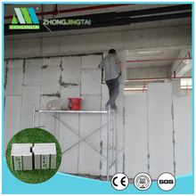 Good Hanging Force Material Eps Sandwich Wall Board for Interior and Exterior Wall