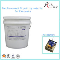 crack resistance PU pouring sealant for circuit board