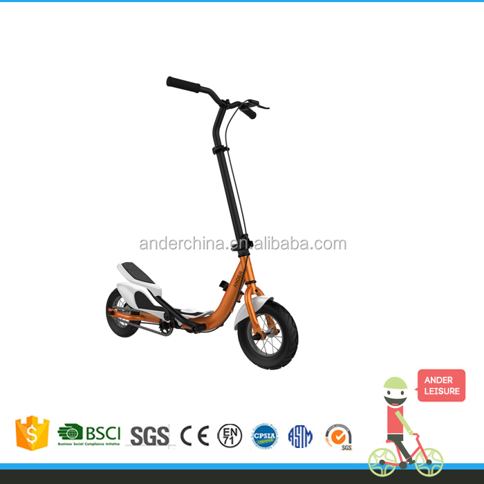 Mini air wheel adult mental stepper balance bike