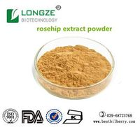 Fresh rose hips extract powder good for hairs and face