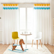 Modern Blackout Children Window Curtain Decoration