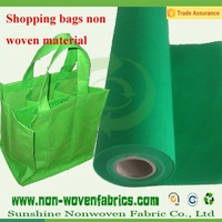 Eco-friendly nonwoven fabric bag for shopping and cloth,100% Polypropylene spunbond raw material