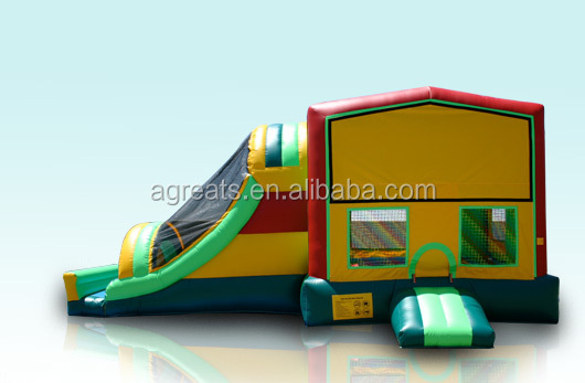 Party rental business inflatable jumping castles sale to USA G3073
