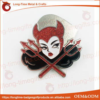 Special Games Creative Metal Badge