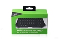 China New Product Wireless Keypad With 2.4Ghz Receiver For XBOX One/XB1 Controllers