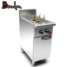 Stainless Steel Gas Cooking Range Professional Industrial Commercial Noodle Cooker Pasta Cooker
