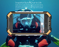 Newest Hot Sale BV6000 Octa Core RAM 3GB Blackview Outdoor IP68 Diving Rugged Phone