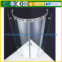 neo angle circular shower enclosure design factory
