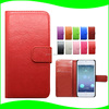 For iPod Touch 6 Phone Case, Book Style PU Leather Wallet Flip Case with Stand and Magnet