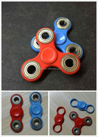 2017 new toy for stress release plastic hand spinner fidget toy with 699 spinner ceramic bearing