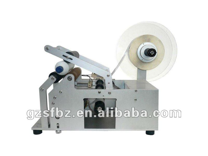 manual wind bottle labeling machine manufacturer(M)
