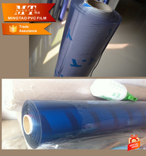 pvc clear film rolls rigid pvc sheet laminated film for table cover floor