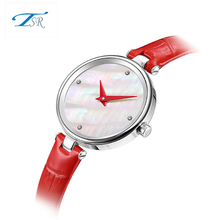 Pictures of fashion girls watches japanese movement quartz watch