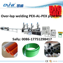 32mm pex al pex coextrusion plastic pipe making machine