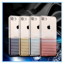 bling phone case for iphone7 plus accessories glitter cover