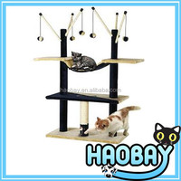 Unique Pet Product Wholesale Climbing Cat Tower cat bed