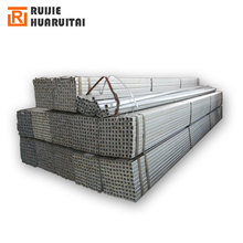 Rectangular Steel Pipe/Tube/Pre Galvanized Square MS Hollow Section 20*20*1.6mm