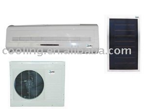air conditioner ,solar air conditioner, solar air conditioning