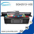uv varnish machine varnish for ceramic tiles UV flatbed printer GH2220 head