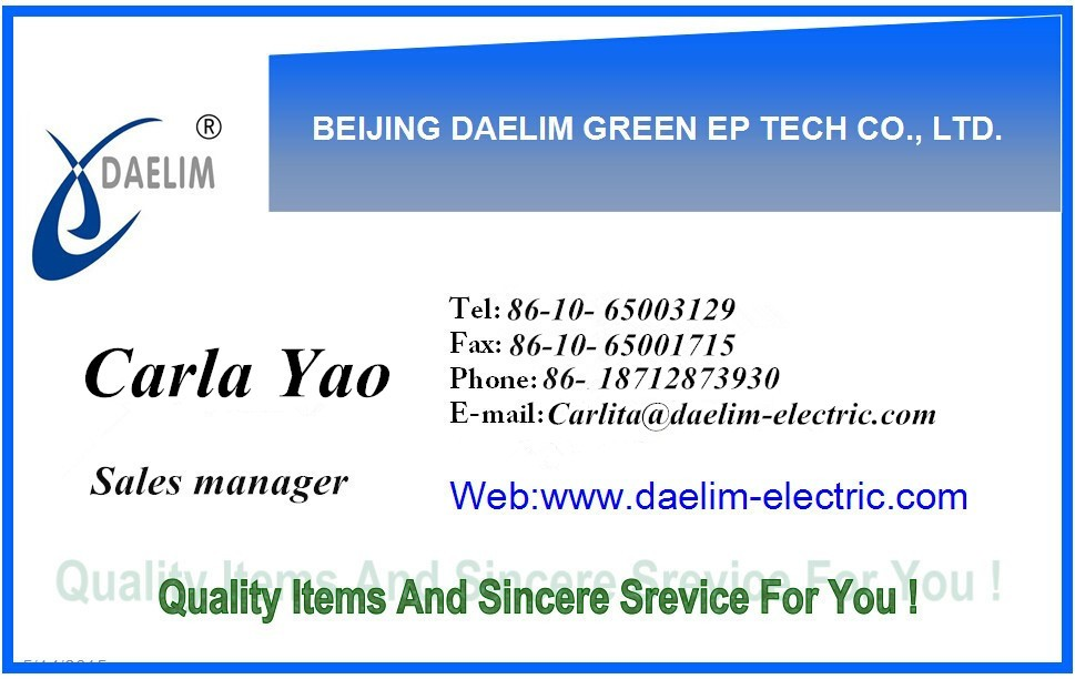 Beijing Daelim Best Selling High QUality Pride Of 11KV 80KVA 250KVA 750KVA Power Transformer