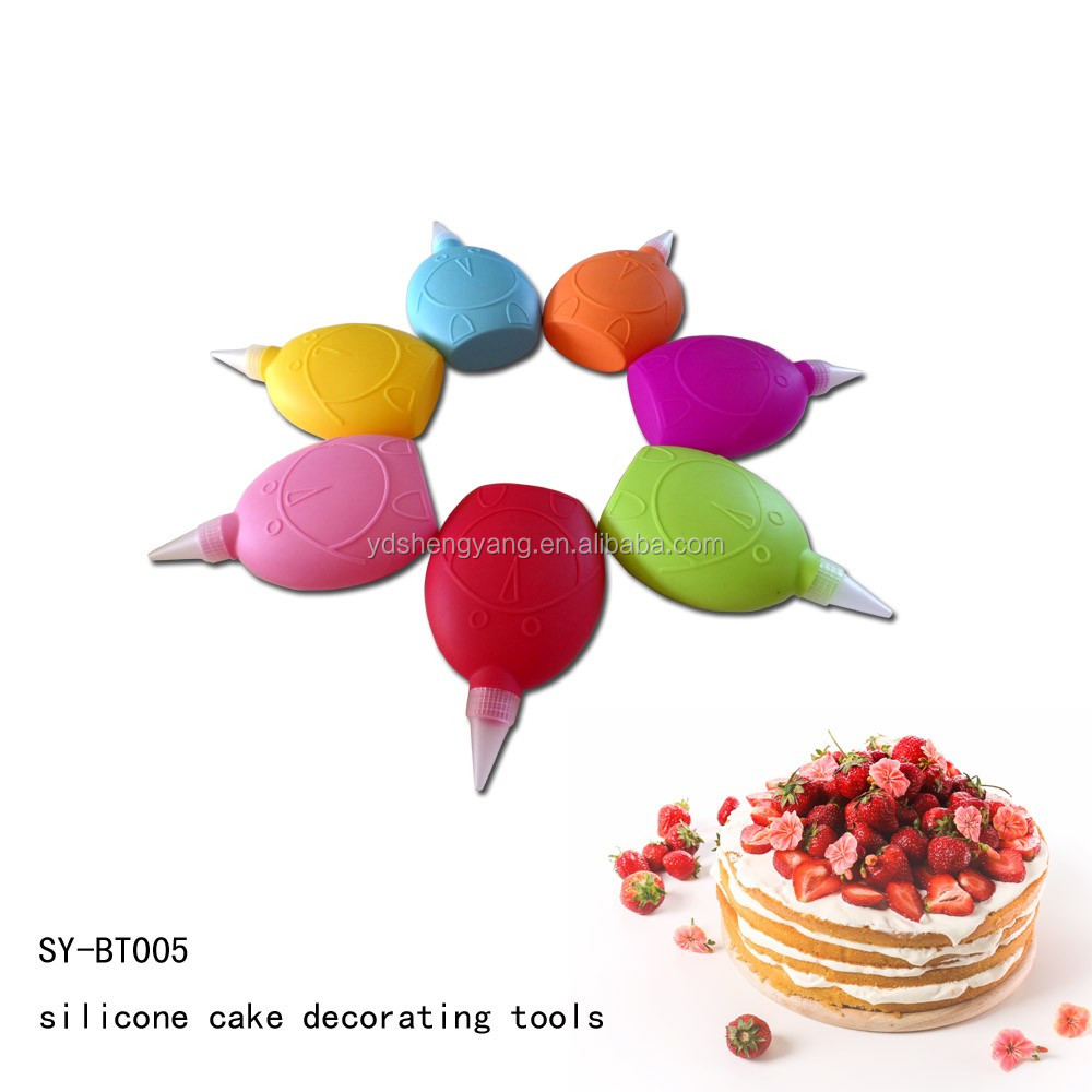 Silicone Cake Decorating 59