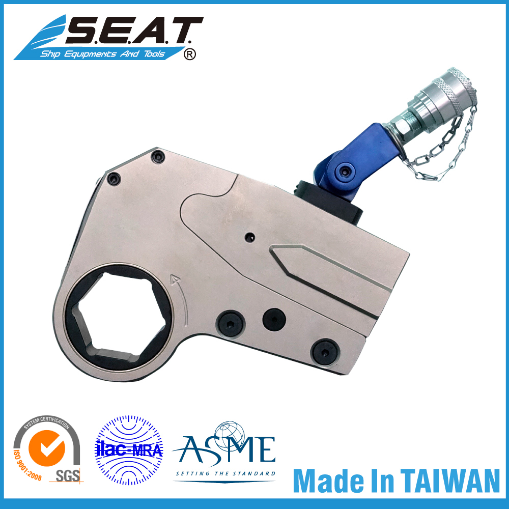 MIT HHW Hydraulic Hexagon Wrench Hands Free 360 Degree Hex Hydraulic Wrench