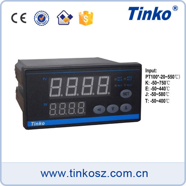 Tinko 110V PID Heating Temperature Controller Relay Output Thermostat CE Certificate